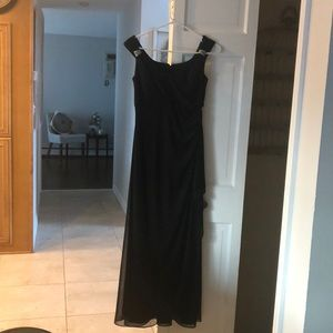 Dresses & Skirts - Black evening gown